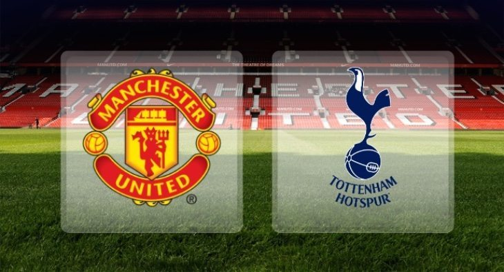 Man Utd vs Tottenham fast lineup news, cards, and scores