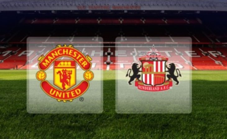 Man Utd vs Sunderland alerts, lineup news, live scores with update