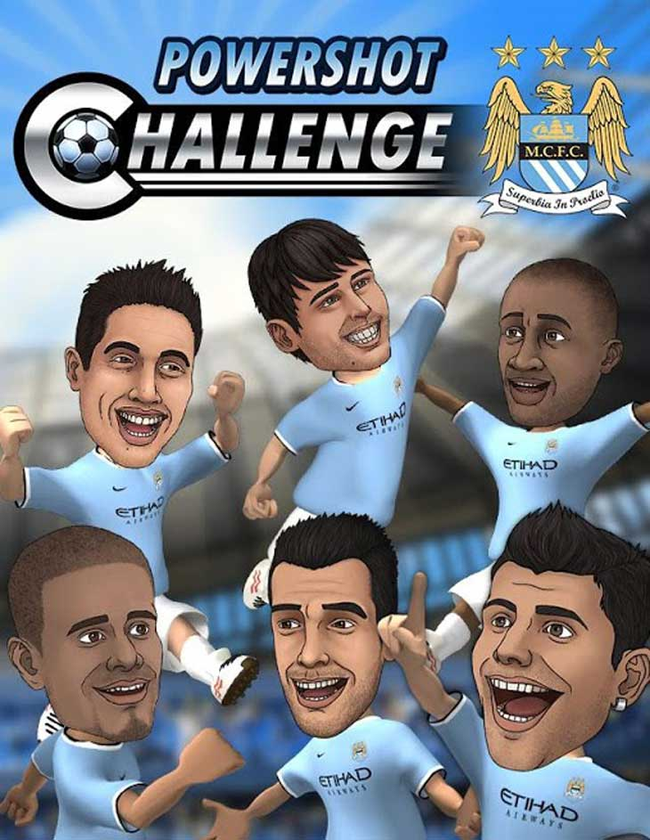 Manchester-City-FC-Powershot-android-game