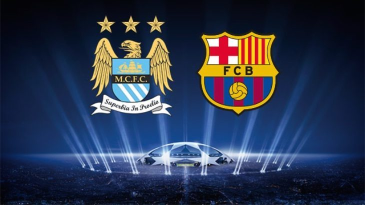 Manchester City team news, lineup, live scores vs Barcelona