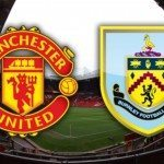 Manchester United vs Burnley lineups