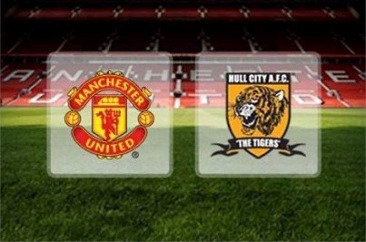 Manchester Utd starting lineup b