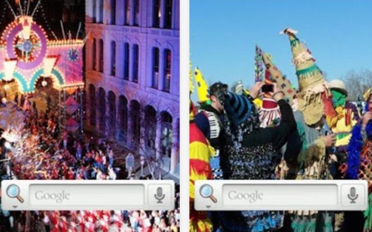 Mardi Gras Fat Tuesday apps