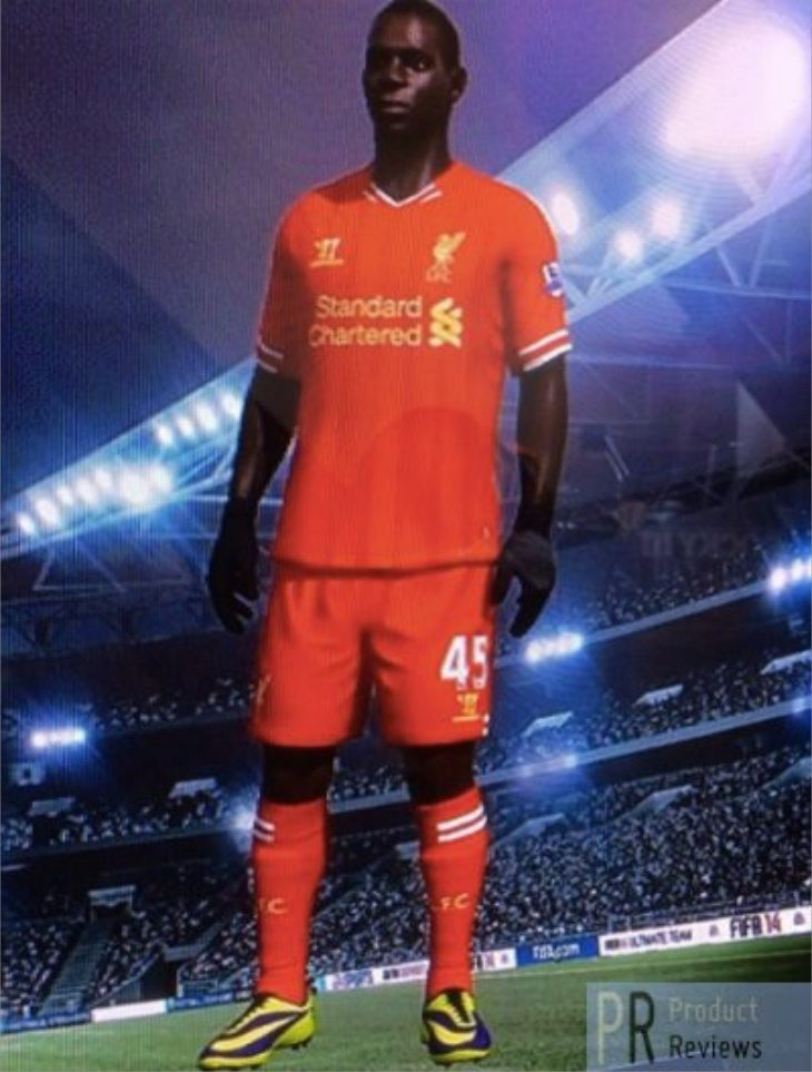 Mario Ballotelli Liverpool teaser b