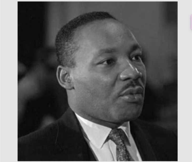 Martin Luther King Day quotes