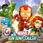 Marvel Run Jump Smash speeds onto Android