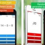 Math Plus app for iOS helps all ages