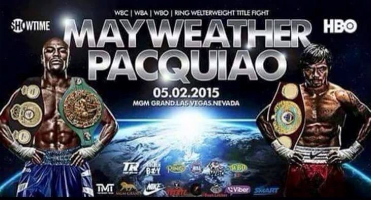 Mayweather vs Pacquiao live text commentary