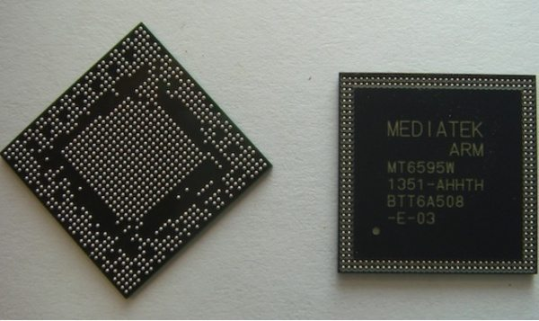 MediaTek MT6595 octa core processor