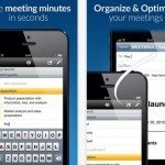 Meetings for iPhone, perfect for WWDC session notes