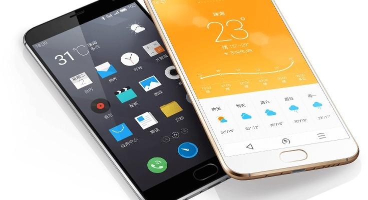 Meizu MX5 made official