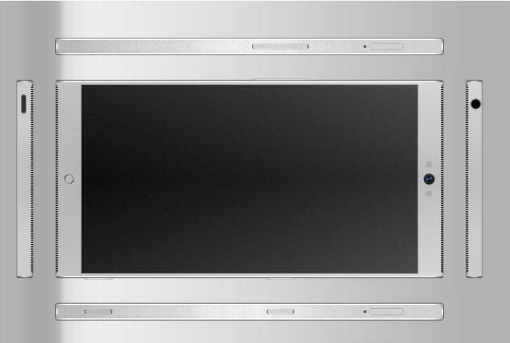 Meizu MX6 design b