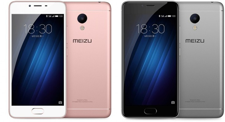 Meizu m3s Launched with Minor Upgrades at $106