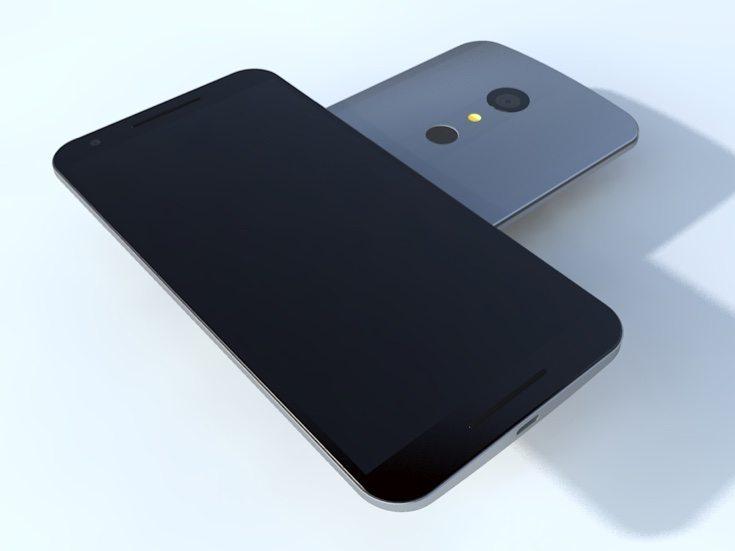 Metal flagship phone design