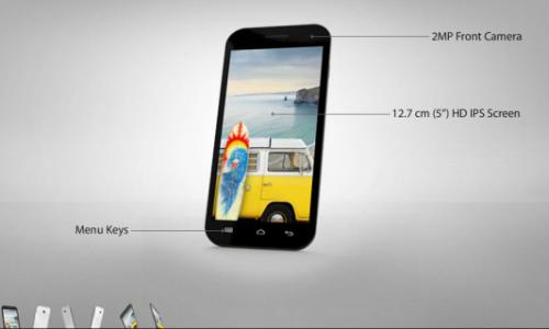 Micromax A116 Canvas HD tempts at Rs 13990