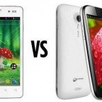 Micromax A116 Canvas HD vs Karbonn S1 Titanium- Indian Showdown