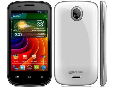 Micromax A89 Ninja, the great Android Indian strategy