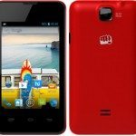 Micromax Bolt A58 specs and guide price
