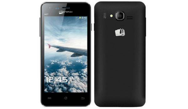 Micromax Bolt A67 price, where to buy in India