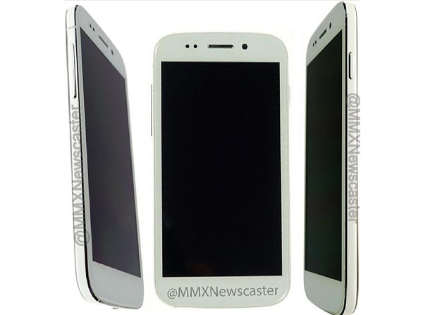 Micromax Canvas 4 HD in white on Instagram