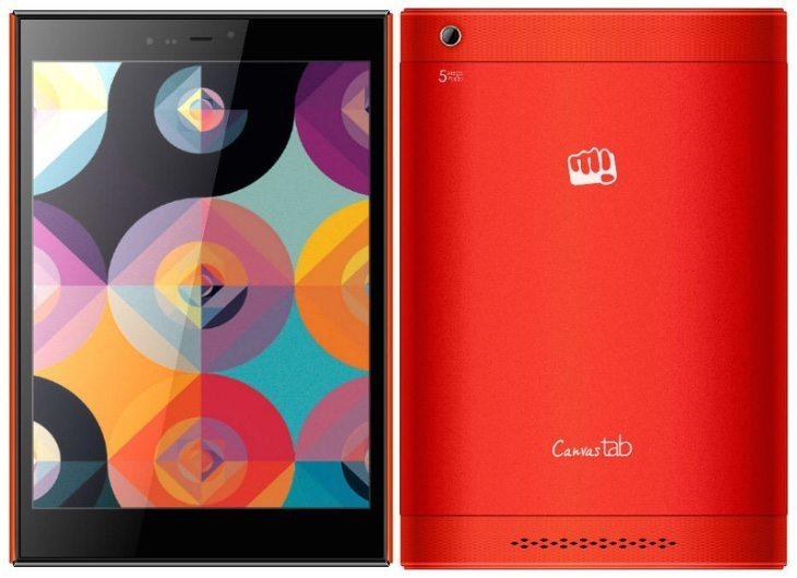 Micromax Canvas Breeze Tab P660 3G tablet price