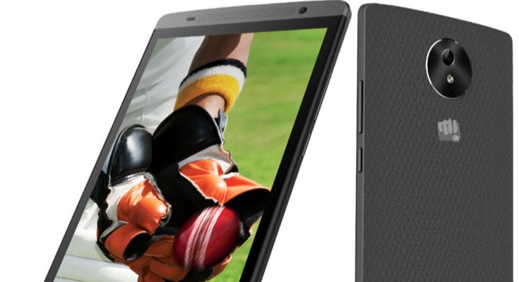 Micromax Canvas Mega 2 specs and price at arrival