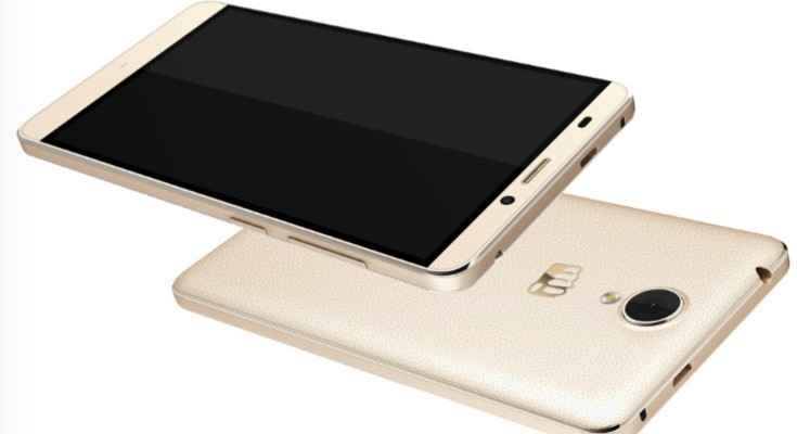 Micromax Canvas Mega 4G Q417 price at launch