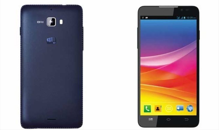 Micromax Canvas Nitro vs Asus Zenfone 5 India rundown