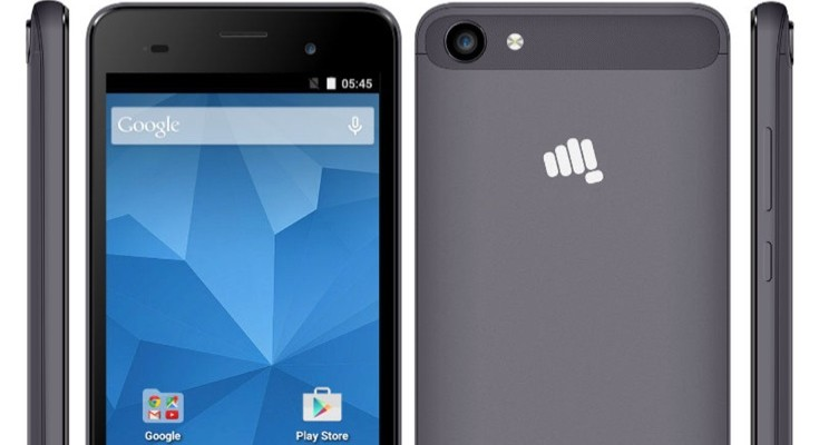 Micromax Canvas Spark 2 Plus budget price at launch