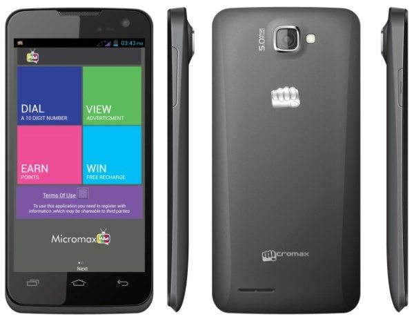 Micromax MAd A94 vs Bolt A66 specs and more