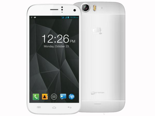Micromax rumoured to offer Android 4.4 update for Canvas devices