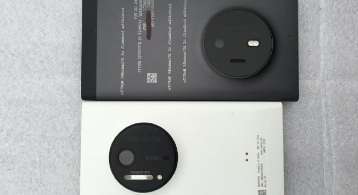 Microsoft Lumia 1030 /McLaren cancelled phone in new images