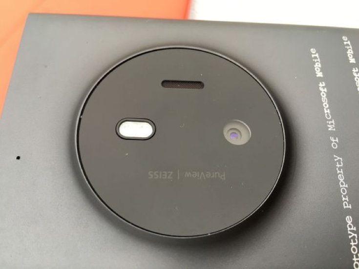 Microsoft Lumia 1030 :McLaren d