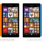 Microsoft Lumia 1330, 1335 dual render