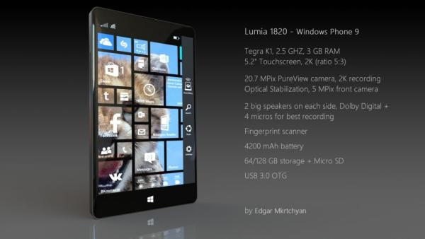 Microsoft Lumia 1820 model could upset Nokia fans