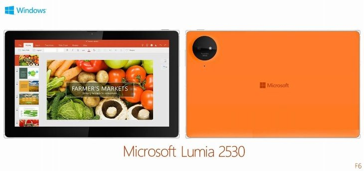Microsoft Lumia 2530 design features powerful specs