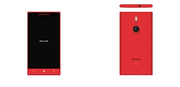 Microsoft Lumia 4.3 specs after Nokia purchase