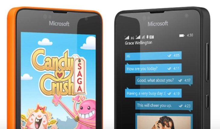 Microsoft Lumia 430 official price for India