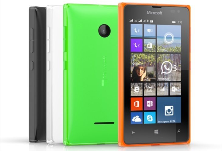 Microsoft Lumia 532 vs Nokia Lumia 530
