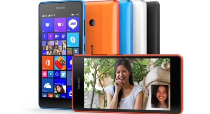 Microsoft Lumia 540 vs Lenovo K3 Note