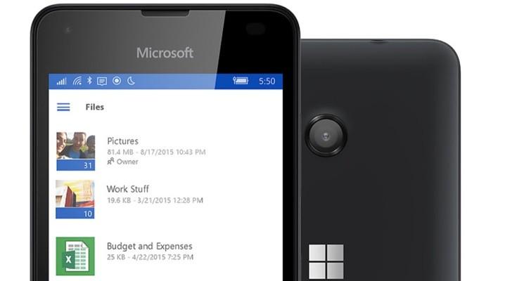 Microsoft Lumia 550 vs Lumia 540