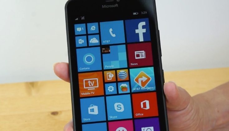 Microsoft lumia 535 windows 10 update for Window 640 xl