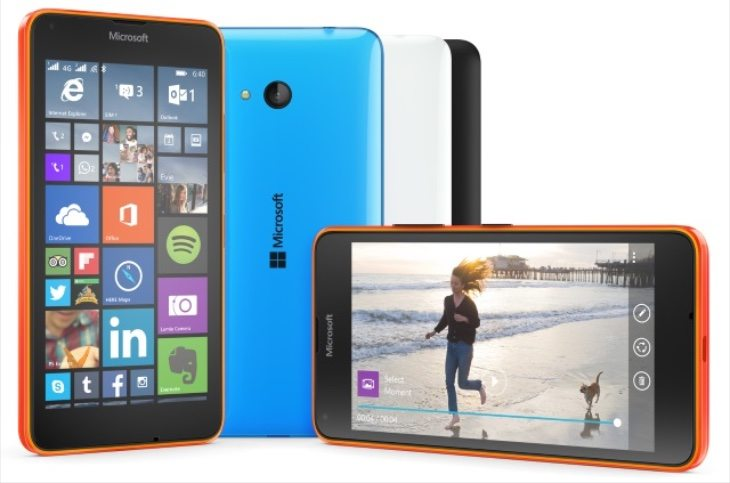 Microsoft Lumia 640 and 640 XL official