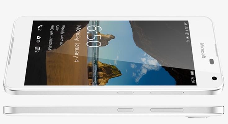 Microsoft Lumia 650 Australia pre-orders and release date