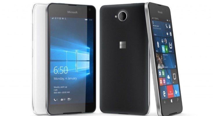 Microsoft Lumia 650 US