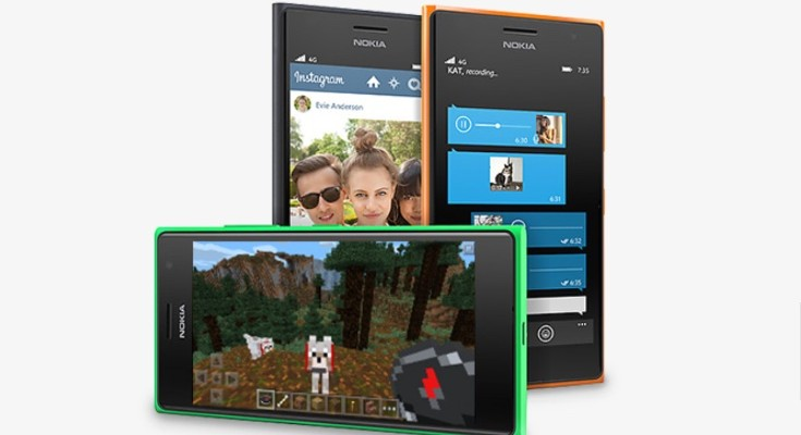 Microsoft Lumia 735 price slash