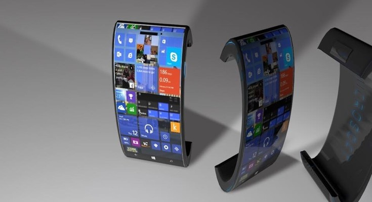Microsoft Lumia 888 design