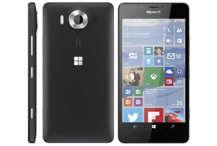 Microsoft Lumia 950, 950 XL press shots b