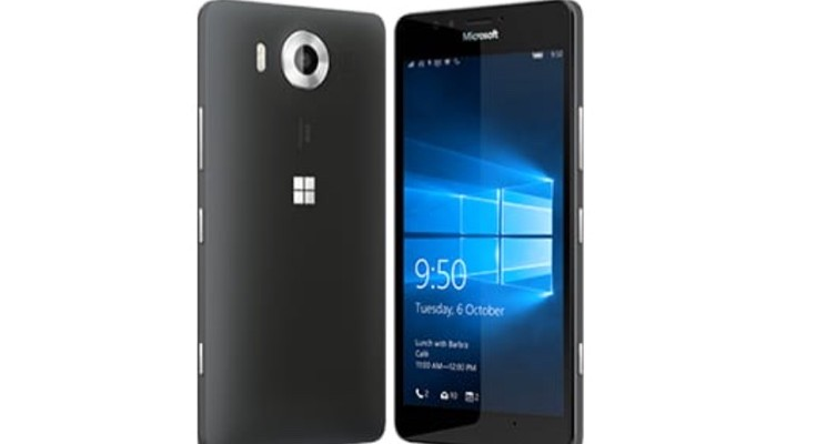 Microsoft Lumia 950 now available for GoPhone customers through AT&T