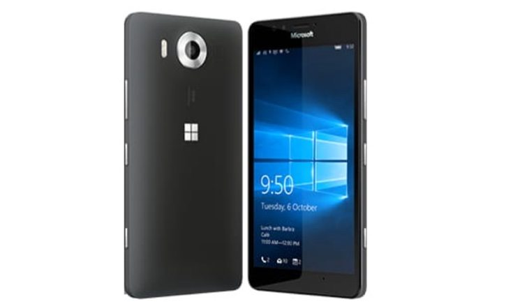 Microsoft Lumia 950 US availability